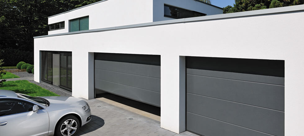Sectional Doors & Express Garage Doors | With over 20000 installations since inception