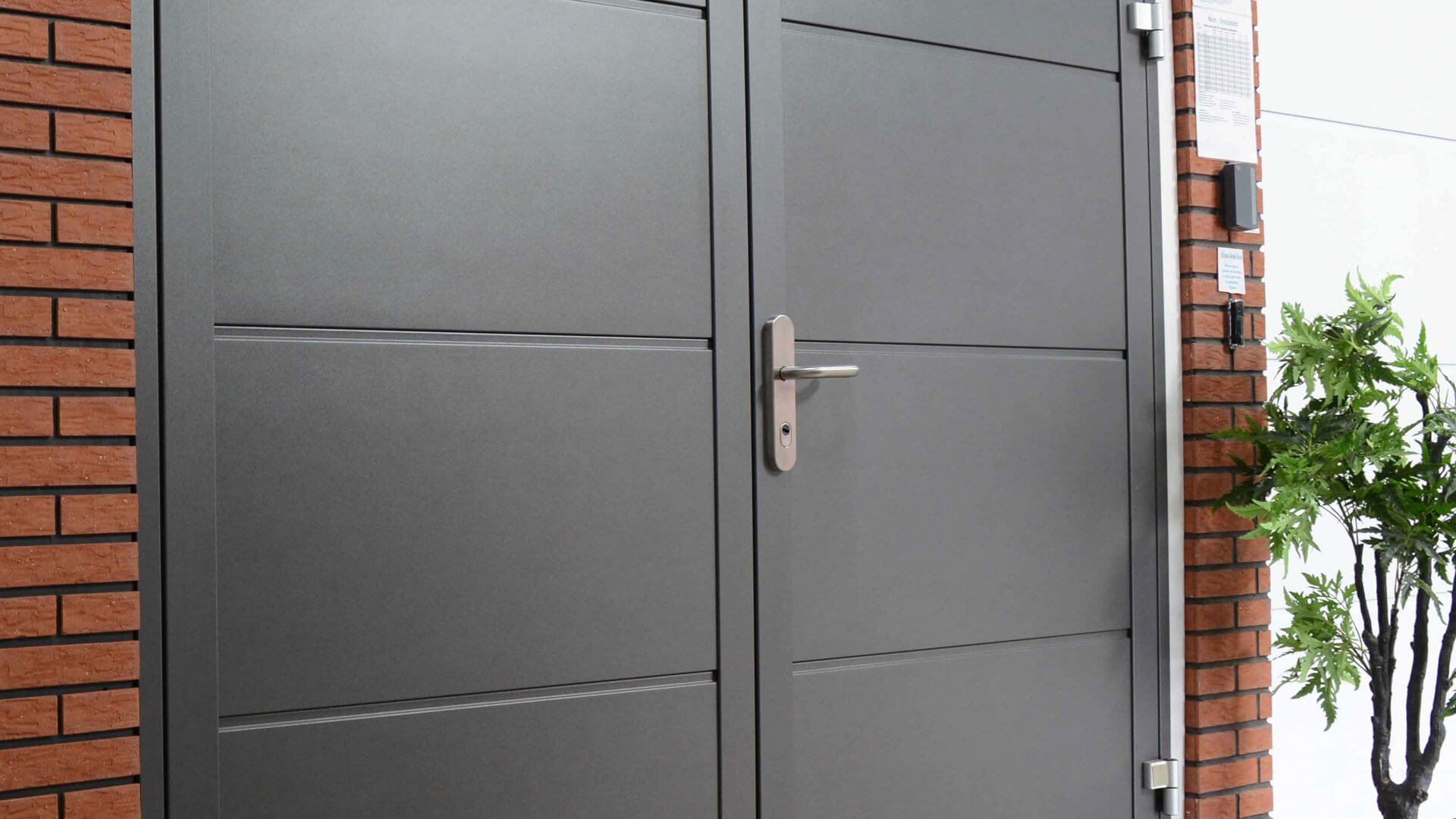 Side Hinged Doors & Express Garage Doors | With over 20000 installations since inception